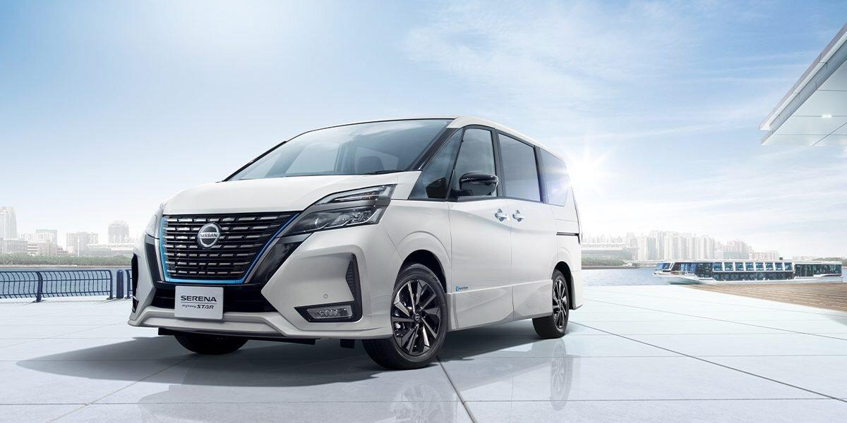 Nissan vydal výbavu Urban Chrome pro Serena, Dayz a Roox