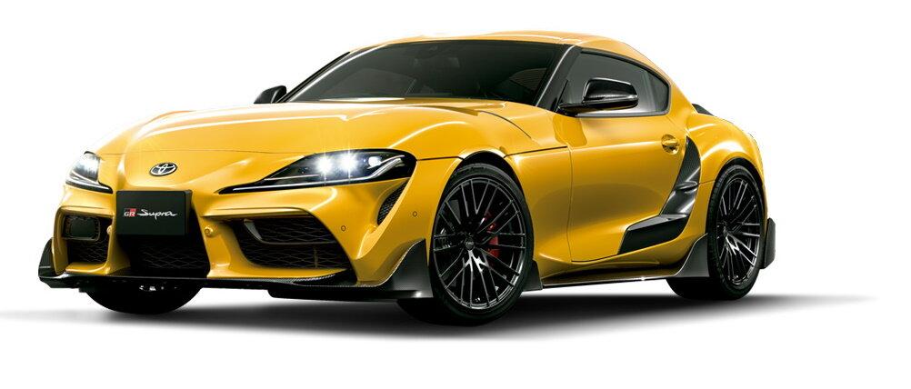 V TRD vyvinuli tuning pro Toyota Supra